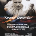 GIraffe Royal Karneval Graniitvillas 18.10.13