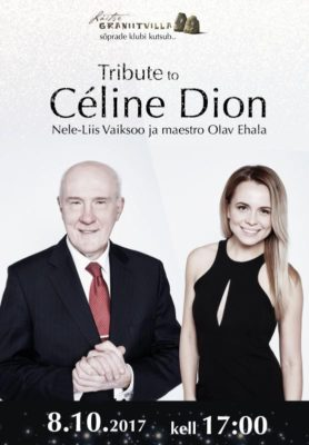 Tribute to Céline Dion